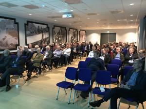 Bilde av forsamlingen I